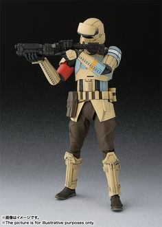 Rogue One - Scarif Stormtrooper