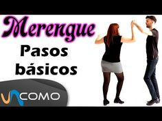 Bailar merengue paso a paso - YouTube