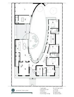 The Subiaco Oval Courtyard / Luigi Rosselli