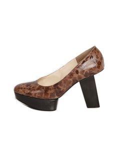 Lady Beatnik Pump Brown - $165.00. http://www.youngrepublic.com/women/shoes/heels/chiyo-lady-beatnik-pump-brown.html