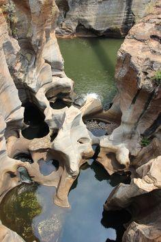 Afrique du sud : Blyde river canyon