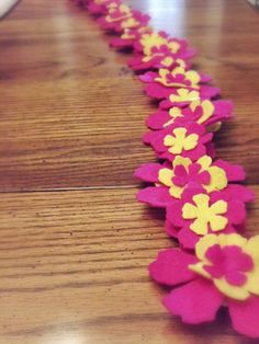 9 best lei images on pinterest paper flowers art for kids and art hey hey flower leis flower lei leis flower power paper flowers streamer mightylinksfo