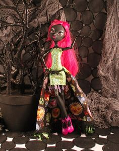 monster high kort