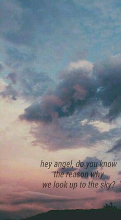 hey angel / one direction /