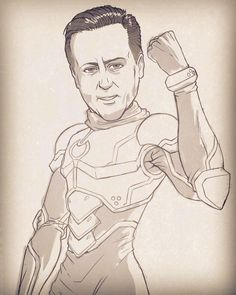 #Primeminister #DavidCameron #Artwork created for Save the Children's #G7Summit health campaign of the 7 #worldleaders as #manga #superheroes Tagged: #uk #britain #anime #comic #illustration #art #caricature #animation #cartoon #dc #marvel #comicbook #drawing #politics #political #Cameron #characterdesign #costume #sketch #wacom #workinprogress #wip #superman