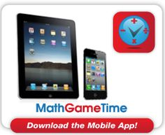 Math Game Time - Free Math Games, Videos & Worksheets for Kids, Parents & Teachers sorted by grade level