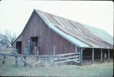 McFarland Ranch barn -- Aledo, TX