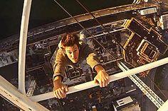Crane climb, James Kingston