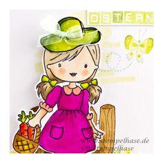 Garden Girl mit Day at the Beach  #GardenGirl #Dayatthebeach #stempelhase #Stampinup   Möchtest Du Stampin up Produkte bestellen, dann schreibe an stempelhase@t-online.de oder besuche meine Webseite www.stempelhase.de