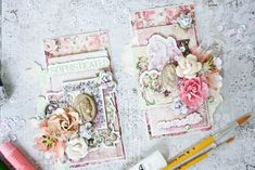 Georgie C stepped out of her comfort zone and created this set of beautiful, pastel tags. It seems that we all need Spring already :) https://loom.ly/tXk-vMU