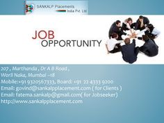 Sankalp Placement India Private Limited