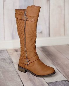 Mango 21- Quilted Boot | Cents Of Style. Under $60.00 then 30% off with Christmas promotion