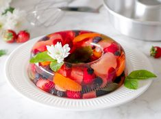 Holiday Recipes, Panna Cotta, Food And Drink, Pudding, Favorite Recipes, Sweets, Dishes, Chocolate, Pie
