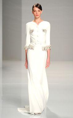 Franck Sorbier from paris-haute-couture-week-best-looks   E! Online
