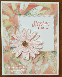 Stampin' Up! Daisy Delight Bundle, Delightful Daisy DSP