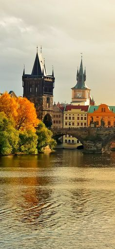 Prague - Autumn, Czech Republic