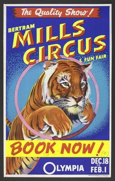 Bertram Mills' Circus | W.E. Berry Ltd