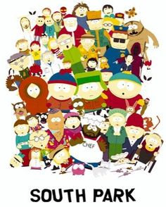 South Park. Love this show.    ...BTW, GET YOUR SOUTH PARK APP:  https://play.google.com/store/apps/details?id=com.JERASeng.Worldsouthpark