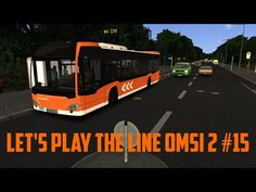 Let's Play The Line OMSI 2 #15 - Der Zauberbus