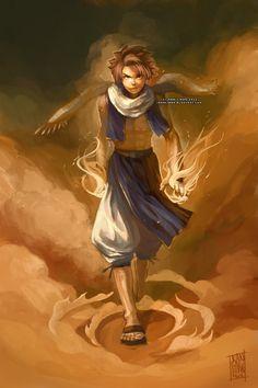 Natsu Dragneel Heart of fire! by =genniieeee on deviantART