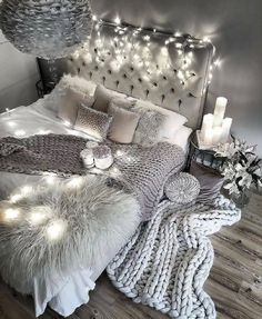 Pin on cozy bedroom ideas Pin on cozy bedroom ideas Cute Bedroom Ideas, Girl Bedroom Designs, Room Ideas Bedroom, Home Decor Bedroom, Bedroom Inspiration, Bedroom Inspo, Bed Room, Daily Inspiration, Travel Inspiration