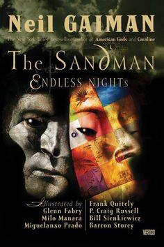 Neil Gaiman The Sandman: Endless Nights