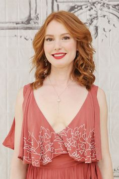 Pin for Later: Twin Peaks: Here's Everyone Who Has Signed Up For the Revival Alicia Witt She may have only played Gersten Hayward for one episode on season two, but her character will definitely return in this new season.
