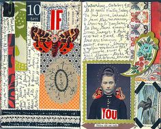 1001 Journals #2587 | my pages in 1001 Journals #2587 | Melissa McCobb Hubbell | Flickr
