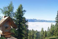 Schau Dir dieses großartige Inserat bei Airbnb an: Blockhaus mit herrlicher Aussicht - Schöne Chalets zur Miete in Aich