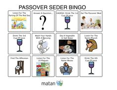 Passover: Stir Up Your Seder! | Temple Rodef Shalom