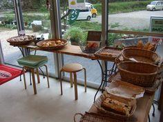 山のパン屋さん-広島カフェ案内