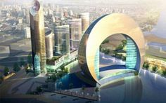 Revolutionary Architectural Project Will Take Face of Dubai (3)