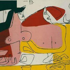 Le Corbusier: Mesures de L'Homme at Centre Pompidou www.mymagicalattic.blogspot.com.tr/2015/07/le-corbusier-mesures-de-lhomme-at.html