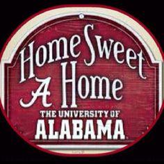 Home Sweet Home Tuscaloosa Alabama On Pinterest