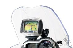 SW-MOTECH Quick-Release GPS Holder For Triumph Tiger 800 / 800XC