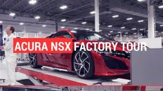 Go inside the #Acura NSX's stunning Ohio factory>