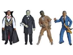 Presidential Monster action figures -- for the nerd who seems to have everything