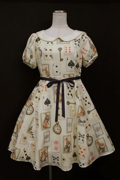 Leur Getter / Rabbit Trump armhole dress - closet child online shop