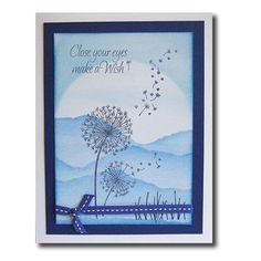 Dandelion Wishes, Inkylicious.co.uk