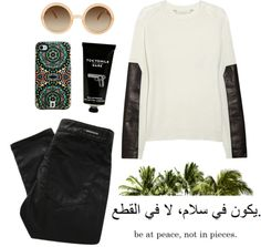 """""""Untitled #122"""" by carynanoel ❤ liked on Polyvore"""