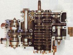RK67 transmission