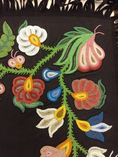 Walking Through The Life Of Beads : The most beautiful piece of beadwork....Chapter 6
