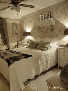 AINOSOFIA SISUSTUS (INTERIOR) . . .: Bedroom Decor, Furniture, Interior, Home, Bed, Bedroom