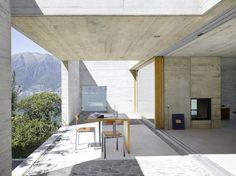 Nueva Casa de Concreto,© Hannes Henz