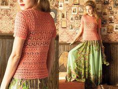Спицы и Нанесенный урон: Vogue Knitting