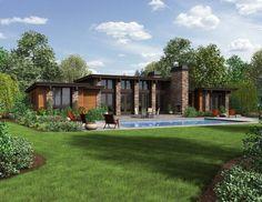hampton home plan boasts amazing outdoor patio rancher house plans garage sq ft house plans