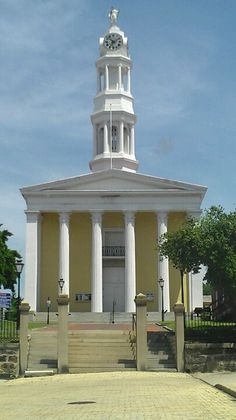 Petersburg Courthouse Virginia 2012