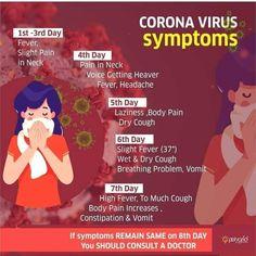 Virus Symptoms, Medical Symptoms, Cold Vs Flu, Drunk Memes, Hilarious Memes, First Aid Tips, Dry Cough, High Fever, Nutrition