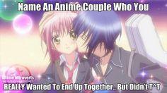 Yuki and Tohru. End of.