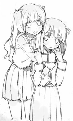 Nagi no Asukara | Maeda Risou | P.A. Works / Shiodome Miuna and Hisanuma Sayu / 「らくがきつめ」/「☻」の漫画 [pixiv] [03]